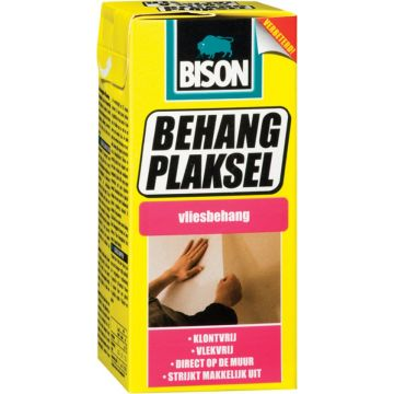 Bison adhesivo profesional para papel pintado para todo tipo de papel pintado colocar 15 m² de papel pintado