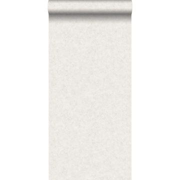 papel pintado liso efecto hormigón blanquecino de ESTA home