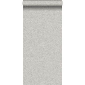 papel pintado liso efecto hormigón gris de ESTA home