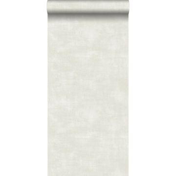 papel pintado aspecto de hormigón beige claro de ESTA home