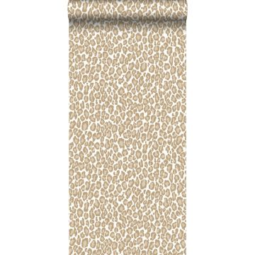 papel pintado piel de leopardo cerval de ESTA home