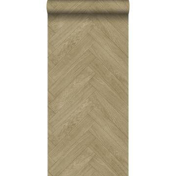 papel pintado madera cerval de ESTA home
