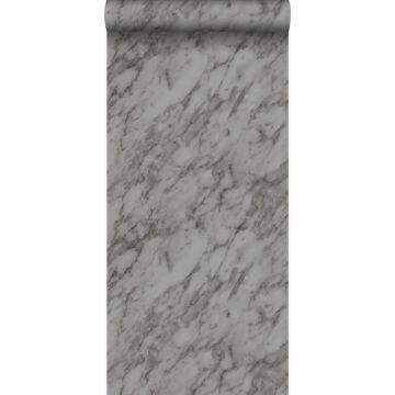 papel pintado marmol gris de Origin