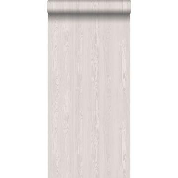 papel pintado tablas de madera fresca plata cálido de Origin