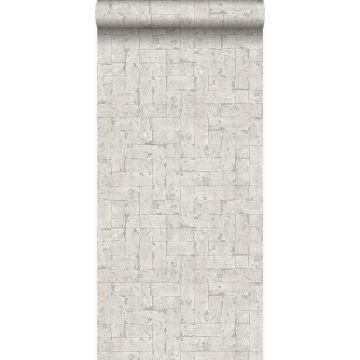 papel pintado pared de ladrillos cerval de Origin