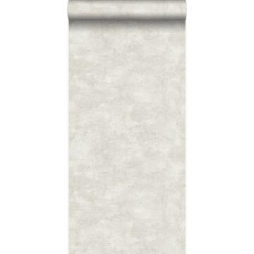 papel pintado aspecto de hormigón beige claro de Origin