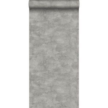 papel pintado aspecto de hormigón gris oscuro de Origin