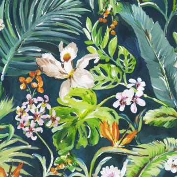 fotomural tropical verde de Origin