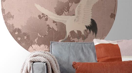 mural decorativo autoadhesivo